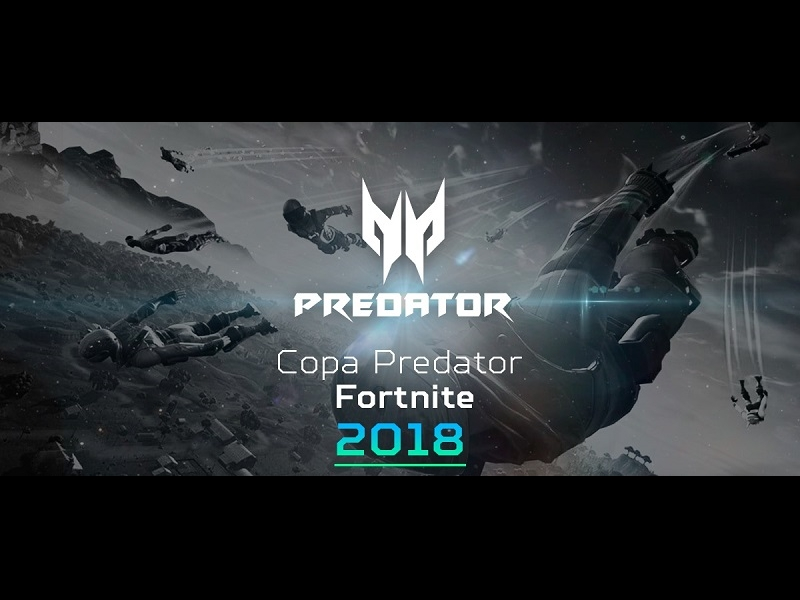 ¡Arranca la Copa Predator Fortnite 2018!