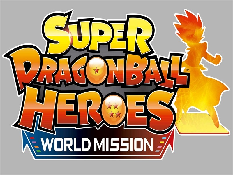 Actualización Super Dragon Ball Heroes World Mission