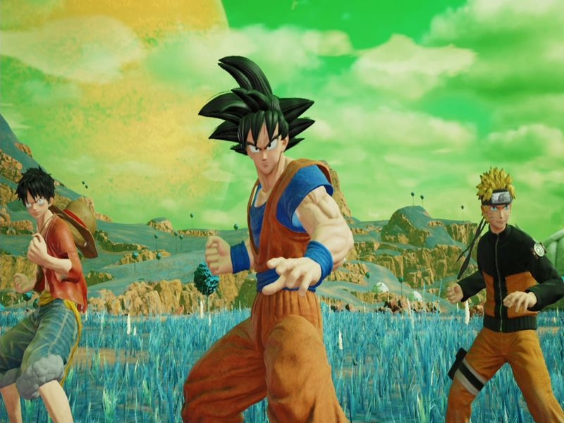 JUMP FORCE DELUXE EDITION llega hoy a Nintendo Switch