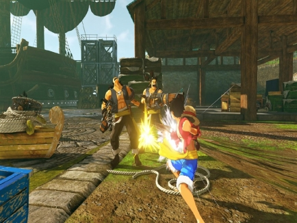 El lanzamiento de ONE PIECE WORLD SEEKER se pasa a 2019